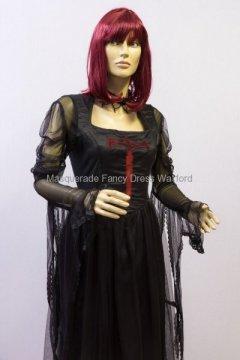 goth-woman