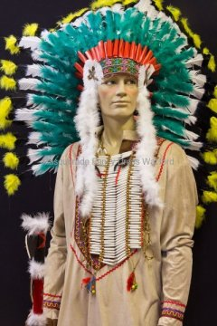 red-indian