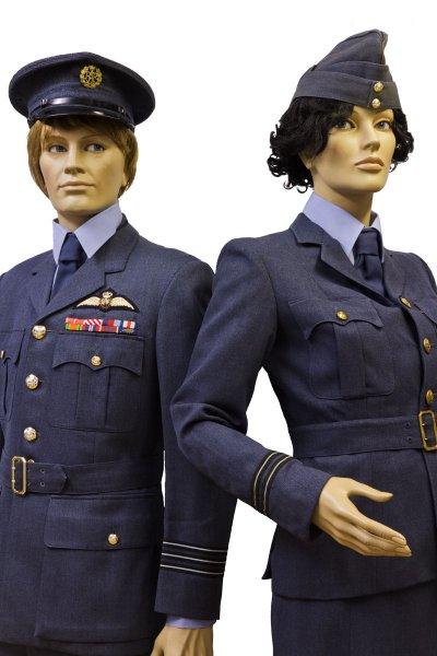 RAF Uniforms M & F
