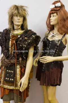 Caveman & woman 2