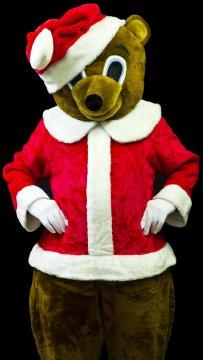 Santa Bear