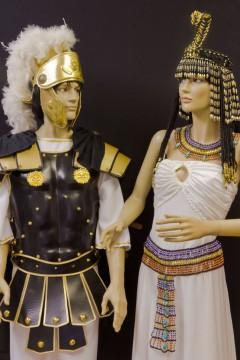Cleo and Antony