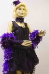 Burlesque outfit - Masquerade Fancy dress